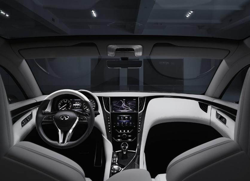2018 Infiniti Q60 Interior Style Design