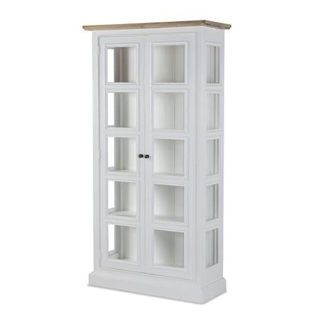 Lulworth Glazed Cabinet