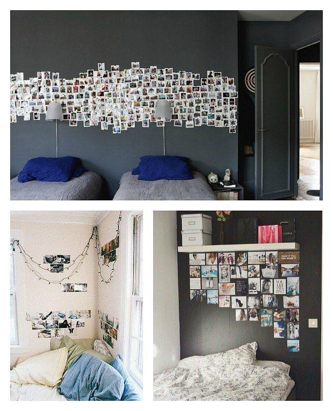 Decorar con fotos las habitaciones juveniles Room Room ideas and