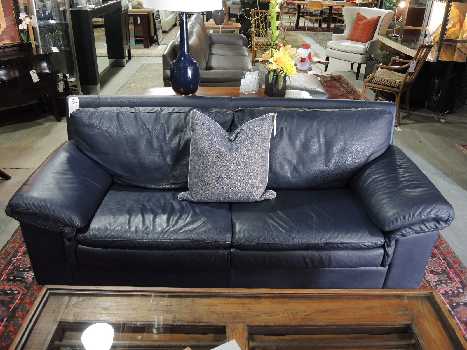 Nice Navy Leather Sofa Set Great Navy Leather Sofa Set 87 About Remodel Sofas And Couches Ideas W Blue Leather Sofa Blue Leather Couch Navy Blue Leather Sofa