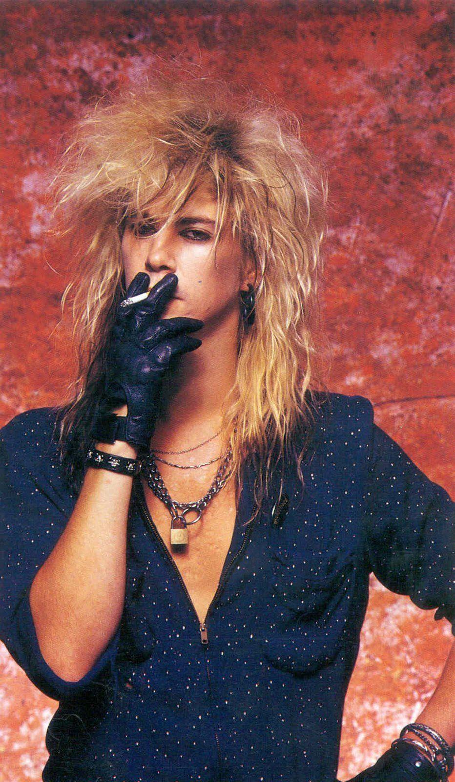 OhMy80's : Photo | rockstars | Pinterest | Duff mckagan ... Duff Mckagan 80s
