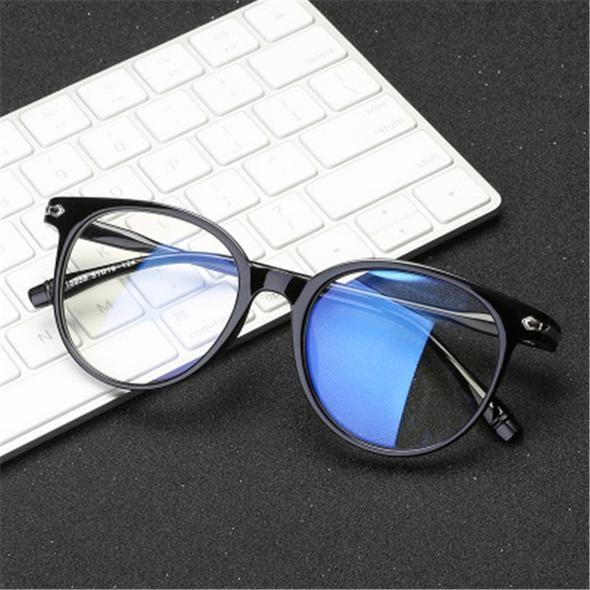 0b40a7008c8 Luxury brand Cheap Men Computer Nerd Eyeglasses Frames For Women Glasses  Transparent Blue Ray Clear lens