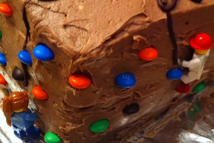 Rock Climbing Cake So Cute And Simple Deliciously