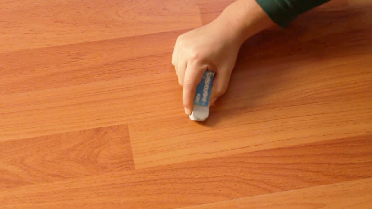 Laminate floors need to be cleaned regularly in order to