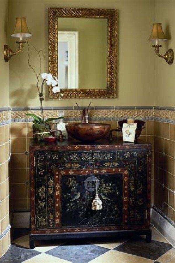 Easy Rustic Bathroom Lighting Fixture Ideas To Complement ...