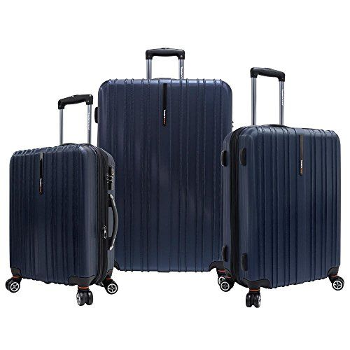 Luggage Sets Collections | Travelers Choice Tasmania 3Piece Luggage Set Navy 3 piece * Check out the image by visiting the link. Note:It is Affiliate Link to Amazon. #dog