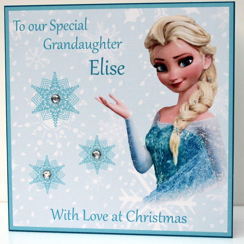 Disney Frozen Elsa Cards Children Pinterest Cards Greeting