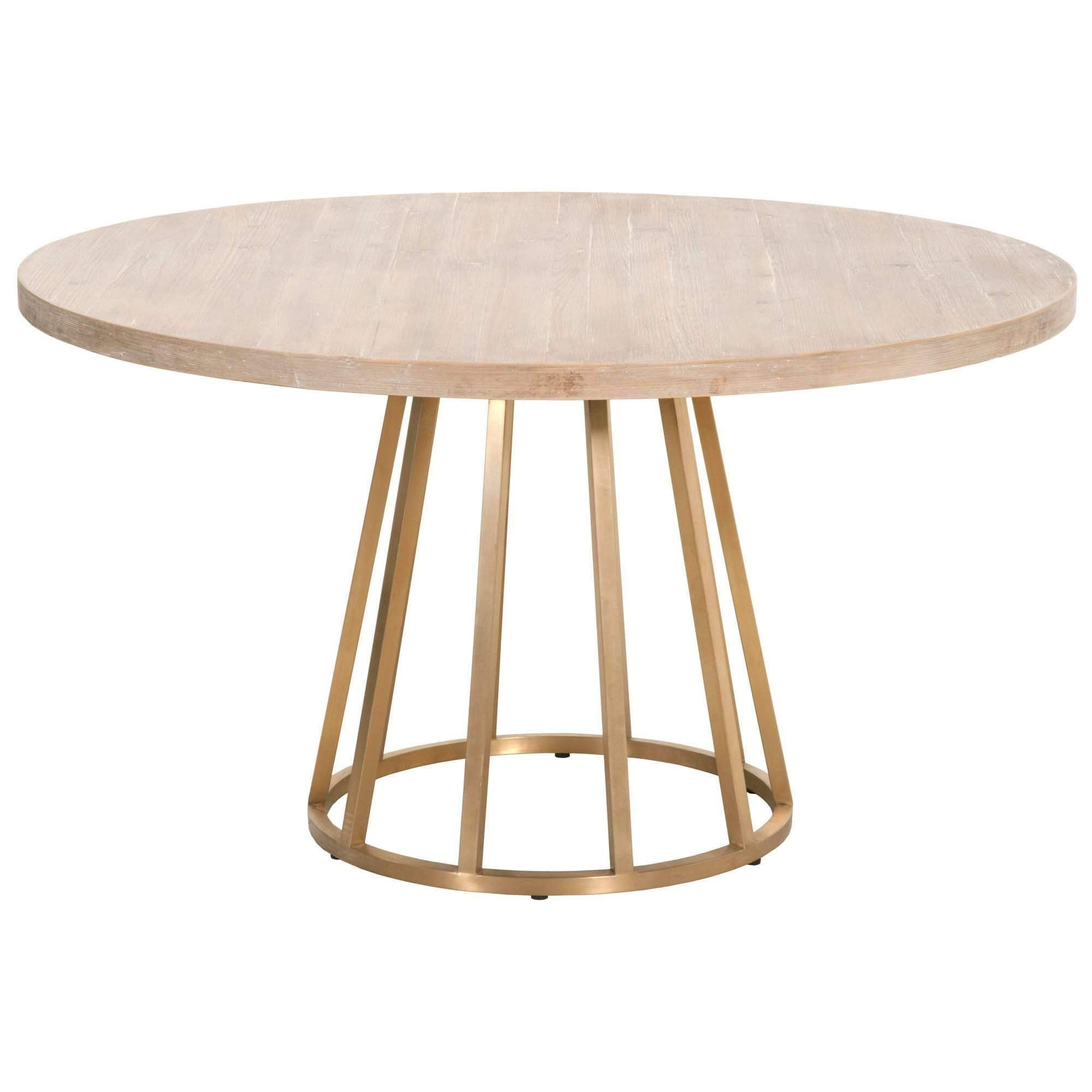 Pin By Syifa Athiyya On Muebles Round Wood Dining Table Round Dining Table Dining Table