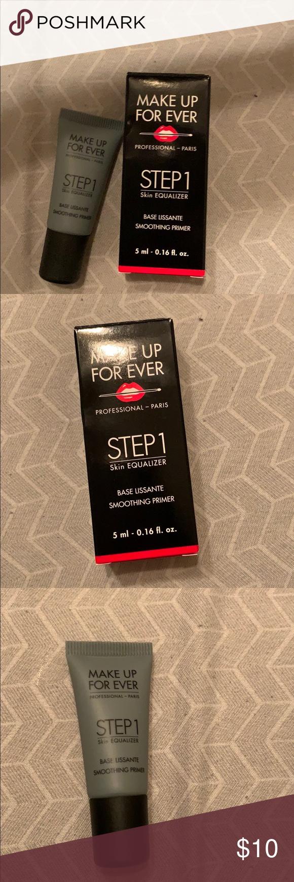 Make up forever step one skin equalizer Smoothing primer