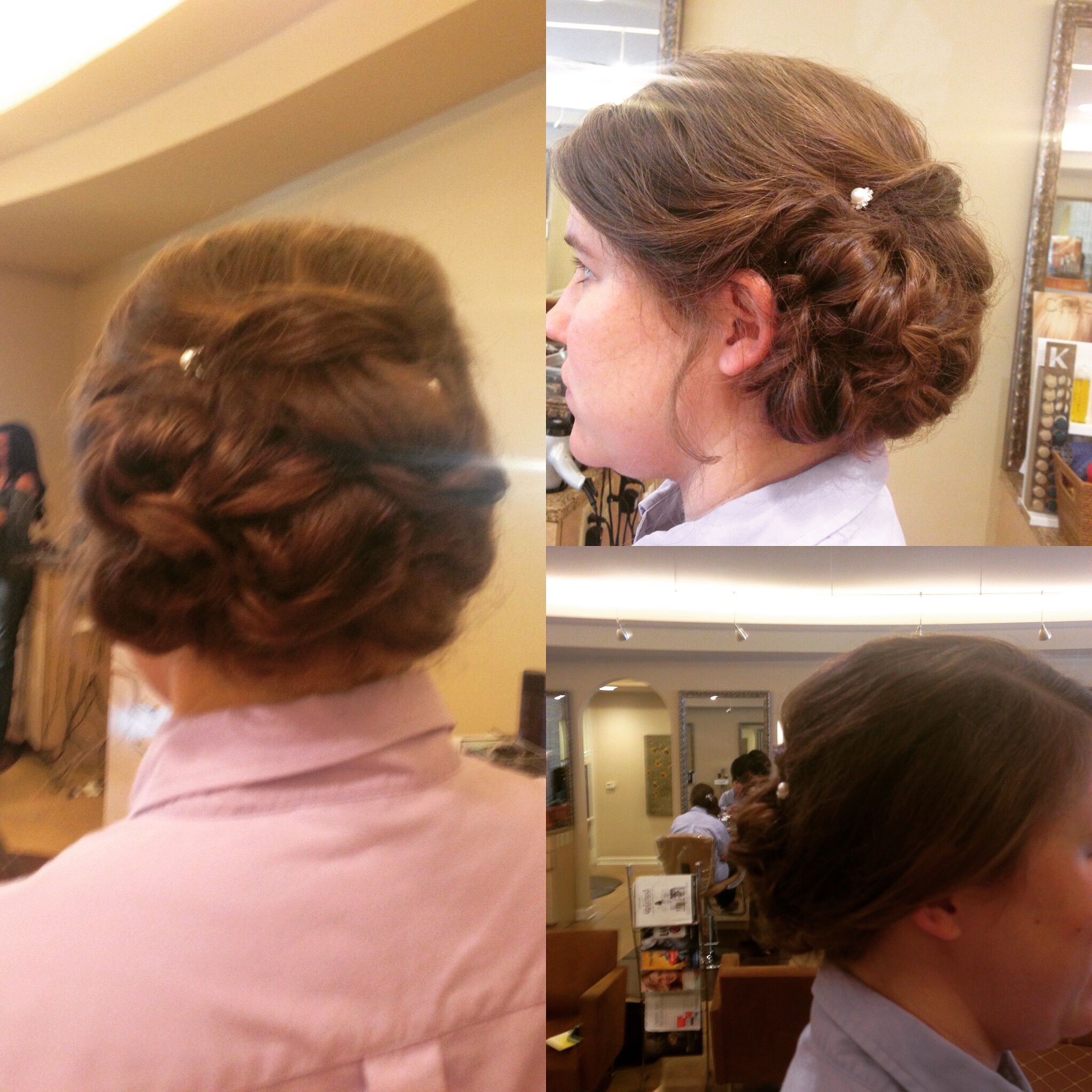 Special Event And Wedding Hair Image By Tres Jolie Salon