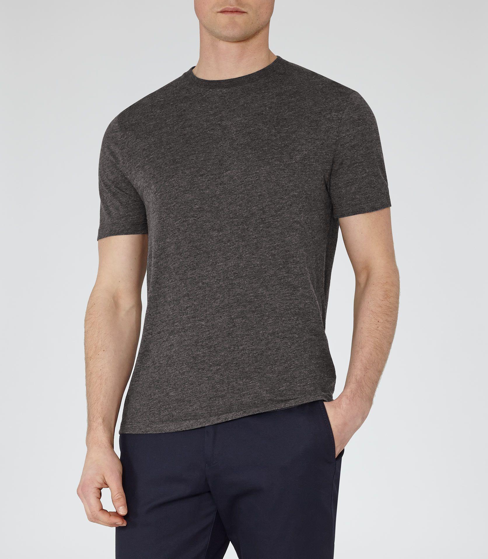 Black t shirt reiss - Imperial Reisscrew Neckt Shirt