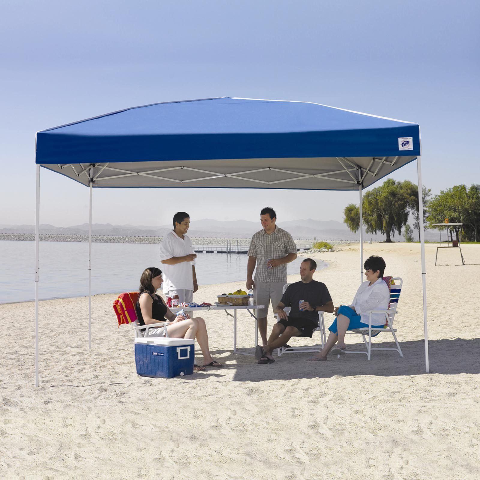 E-Z Up 12 x 12 Regency Canopy - $239.99 @hayneedle & Have to have it. E-Z Up 12 x 12 Regency Canopy - $239.99 ...