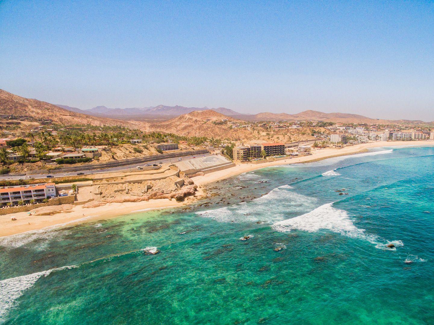 Costa Azul Beach | Baja california sur, Baja california, Beach