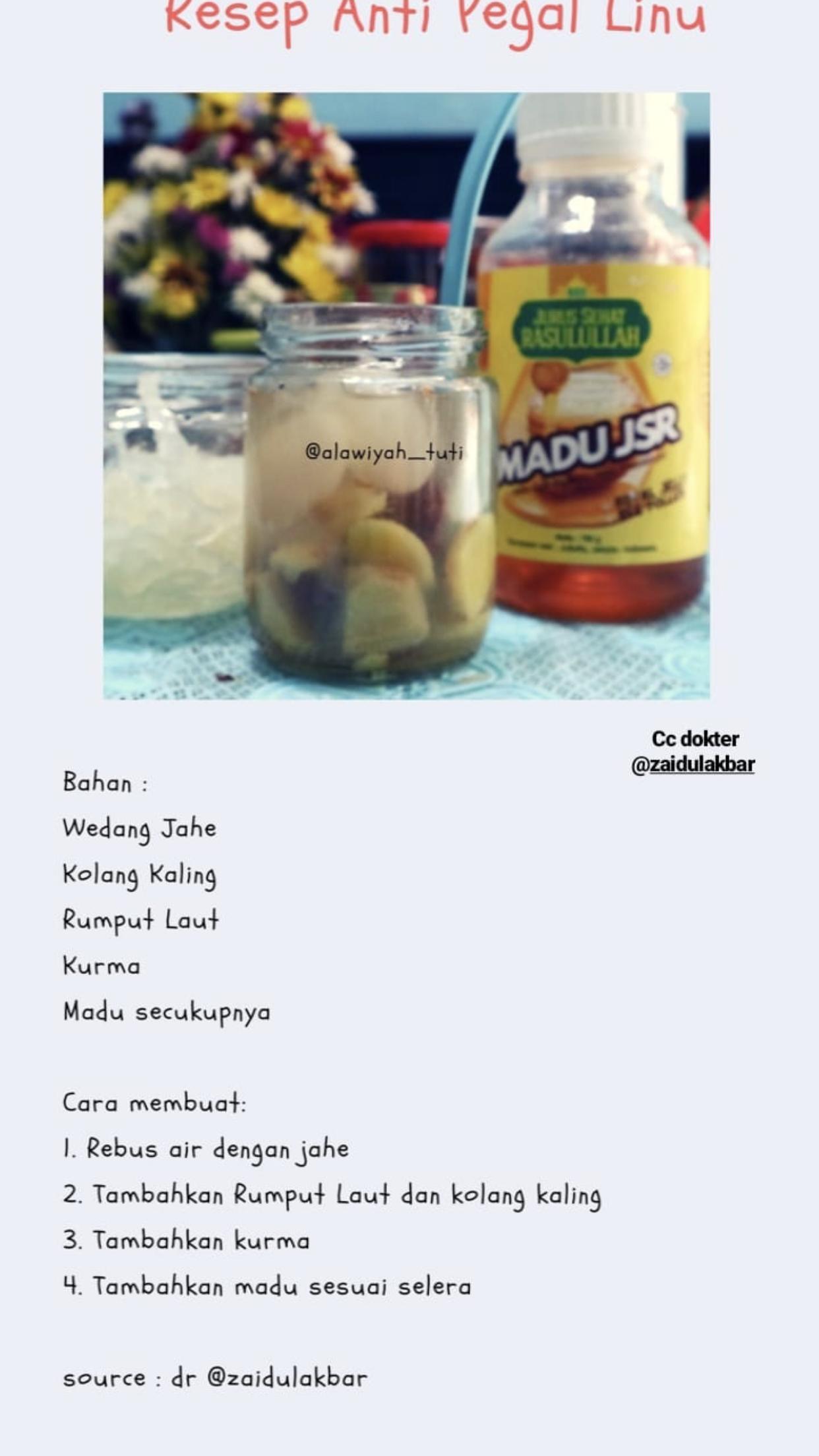 Tips Diet Sehat Indonesia Tips Diet Sehat Healthy Drinks Herbal Recipes Healthy Juice Drinks