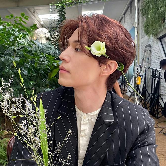 The trendiest Korean men's hairstyles of 2020, as