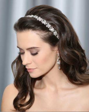 5 Beautiful Bridal Hairstyles For Every Bride In 2020 Wedding Hair Headband Wedding Hairstyles Photos Bridal Hair