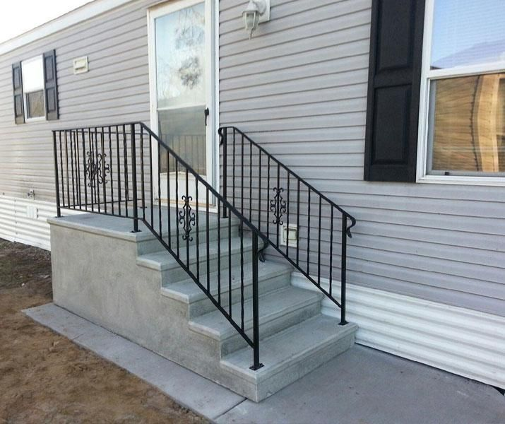 Best Everything You Need To Know About Mobile Home Steps 640 x 480