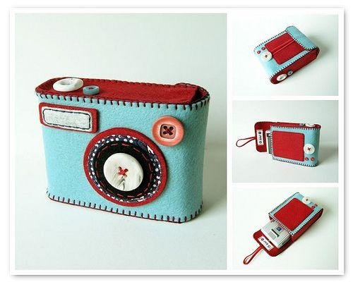 "Camera Camera Case ""Degicame"" | hine | Flickr"