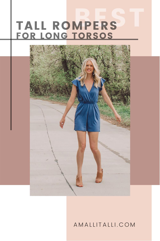 Tall Girl Rompers Tall Jumpsuits Romper Designs Comfortable Jumpsuits [ 1500 x 1000 Pixel ]