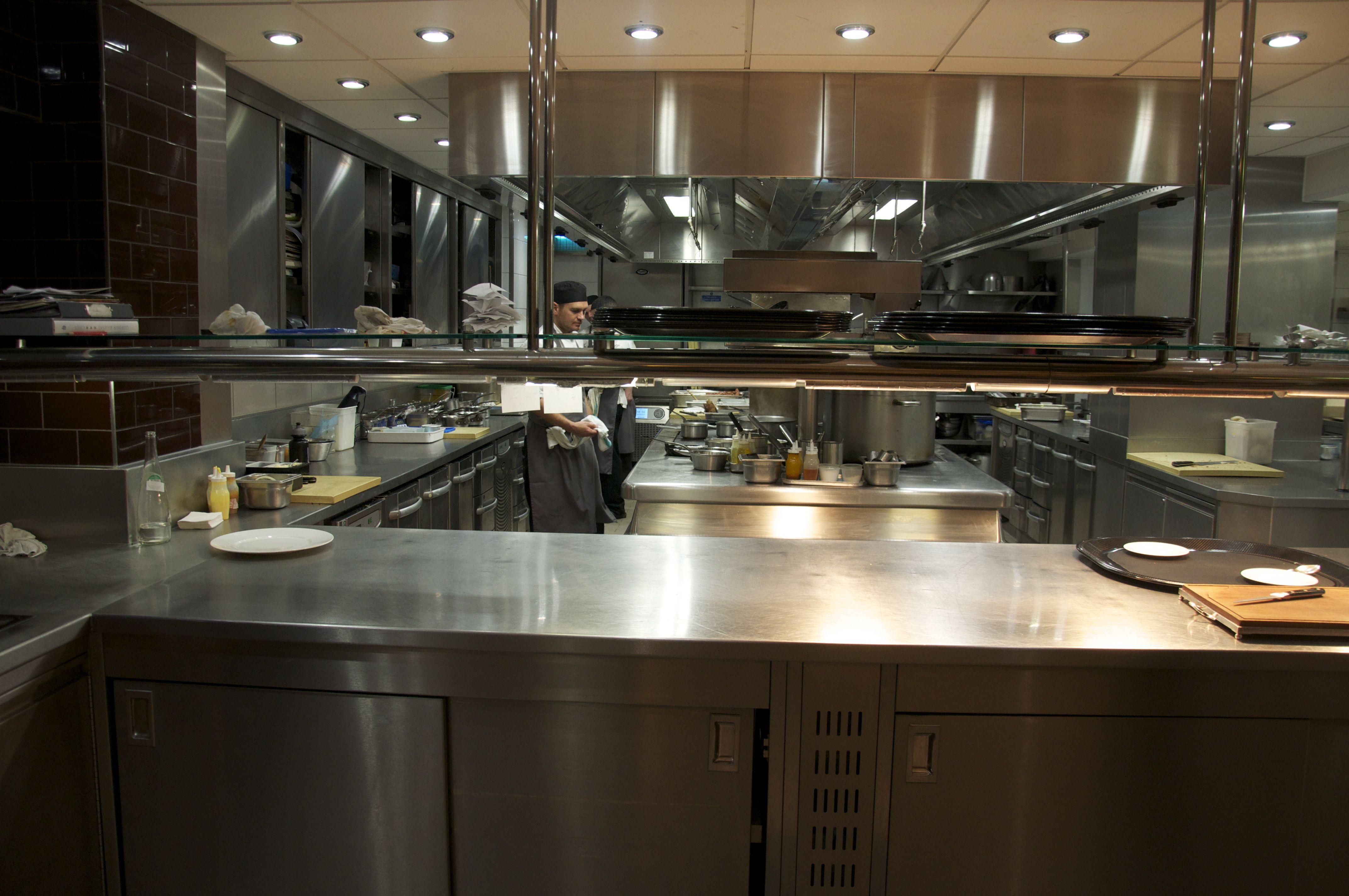 Amazing Petrus London Kitchen