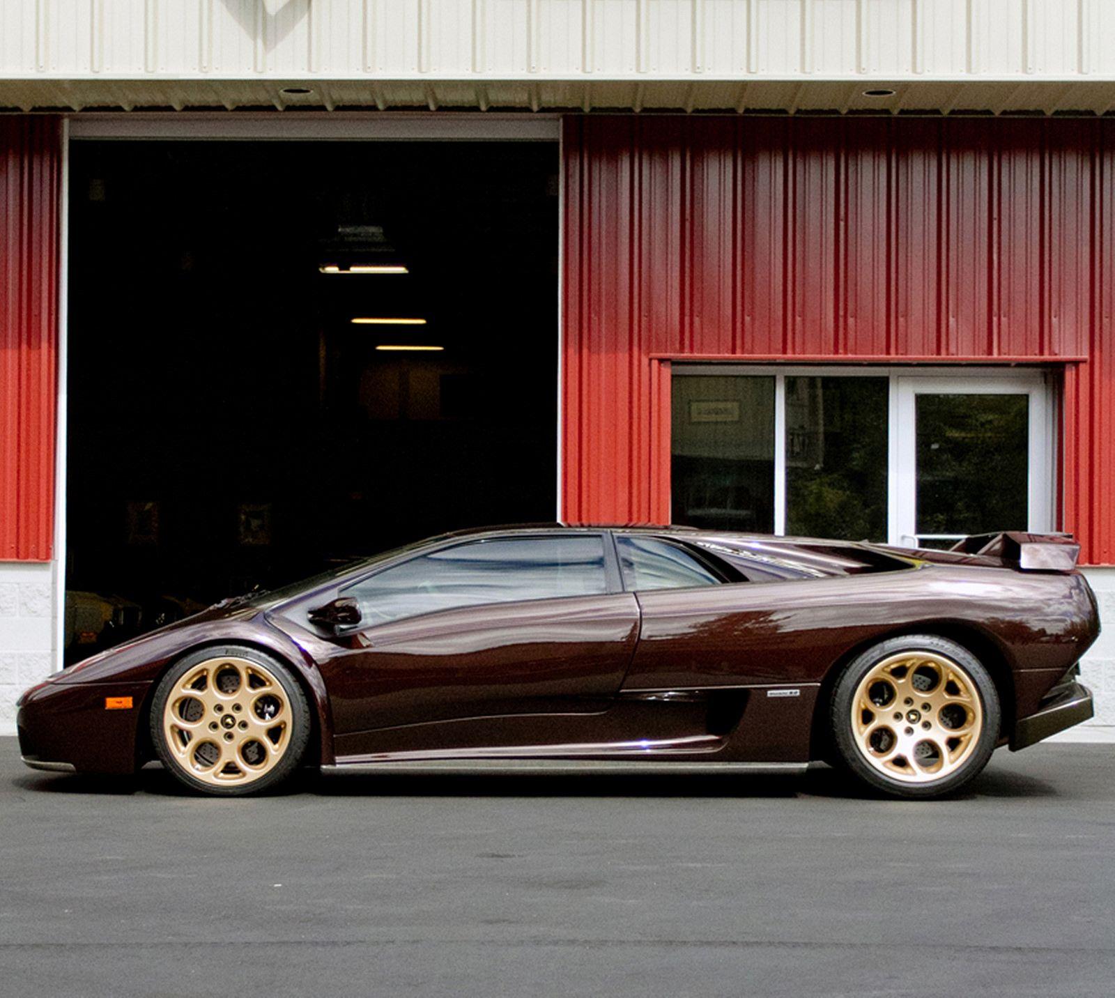 43++ Lamborghini diablo new model ideas