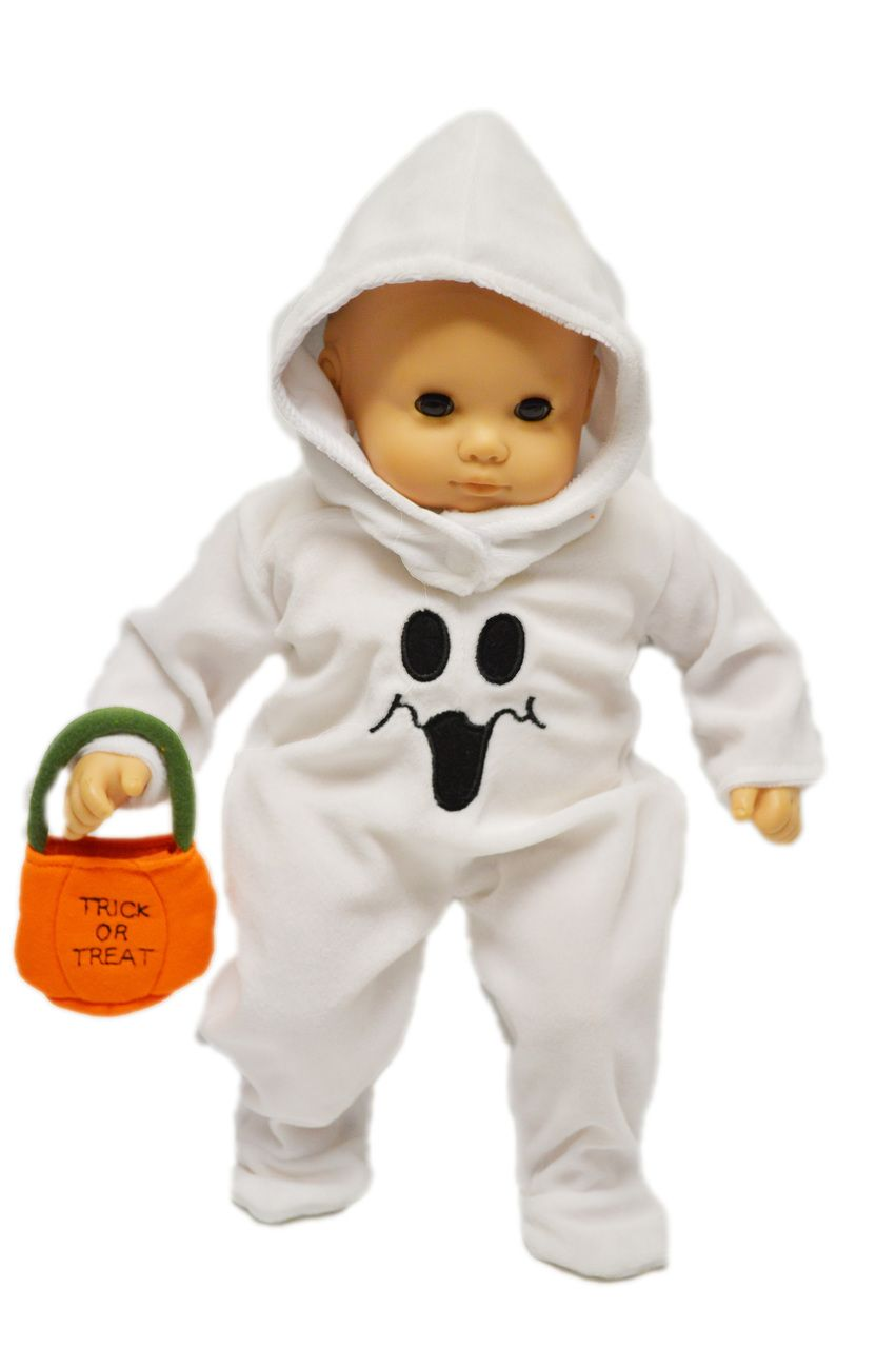 Brittany\'s - Ghost Costume for American Girl Dolls Bitty Baby ...