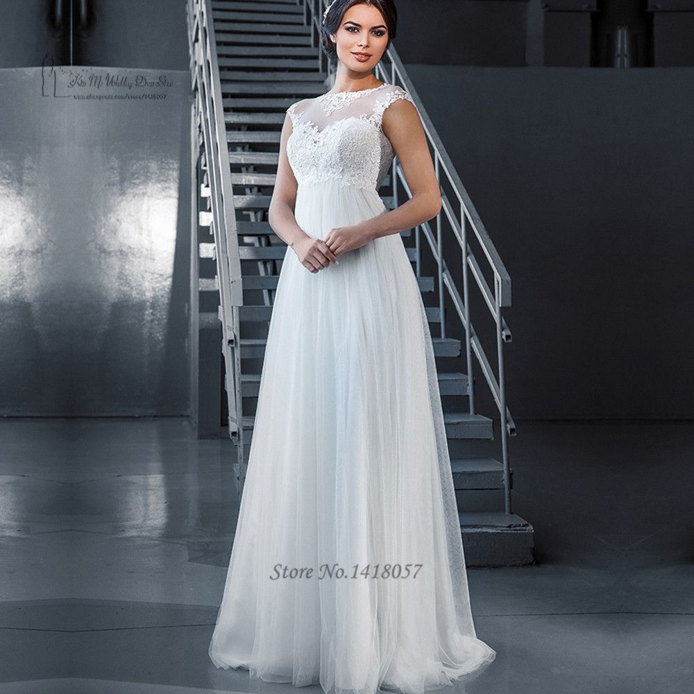 Maternity wedding dresses for pregnant women lace bridal dress maternity wedding dresses for pregnant women lace bridal dress empire waist wedding gowns corset back vestido ombrellifo Images