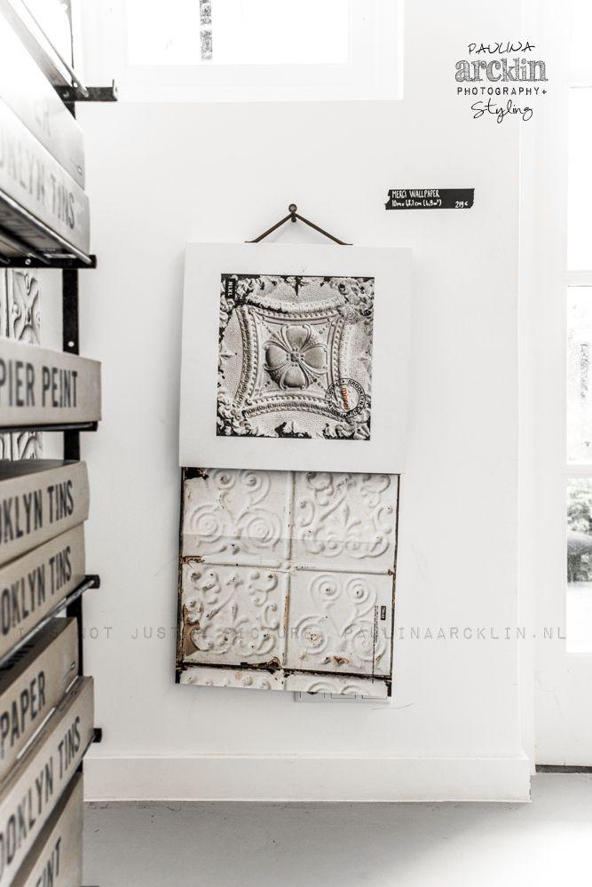 © Paulina Arcklin | Merci pop-up store at Hôtel Droog, Amsterdam
