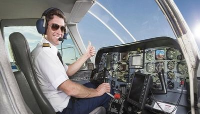 Career as Pilot - How to Become, Courses, Job Profile