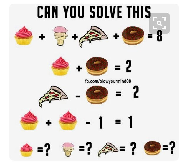 Can You Solve This Viral Math Puzzle That Is Boggling: Mathe Rätsel, Mathe, Rätsel