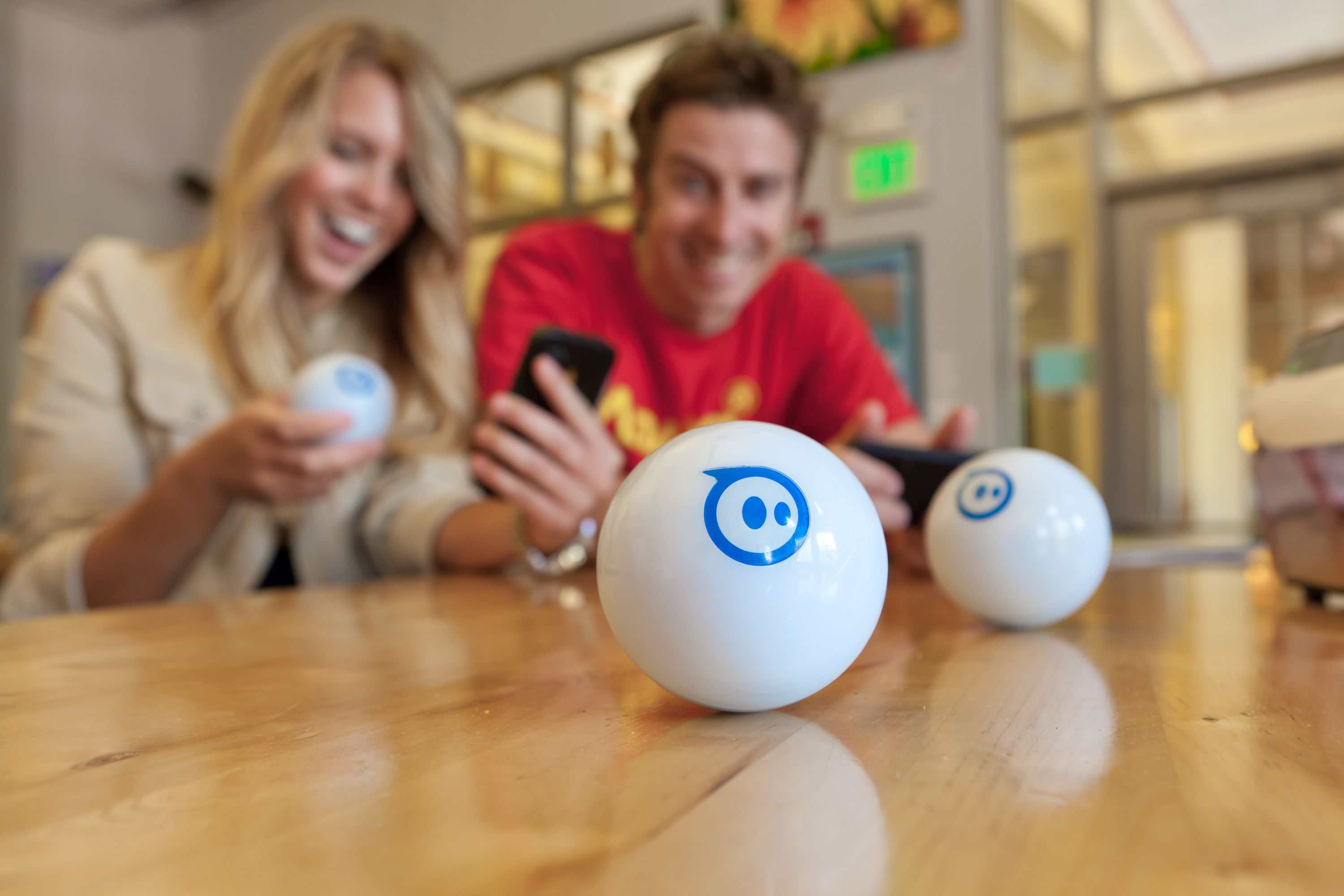 Sphero A robot ball controlled by your smartphone or
