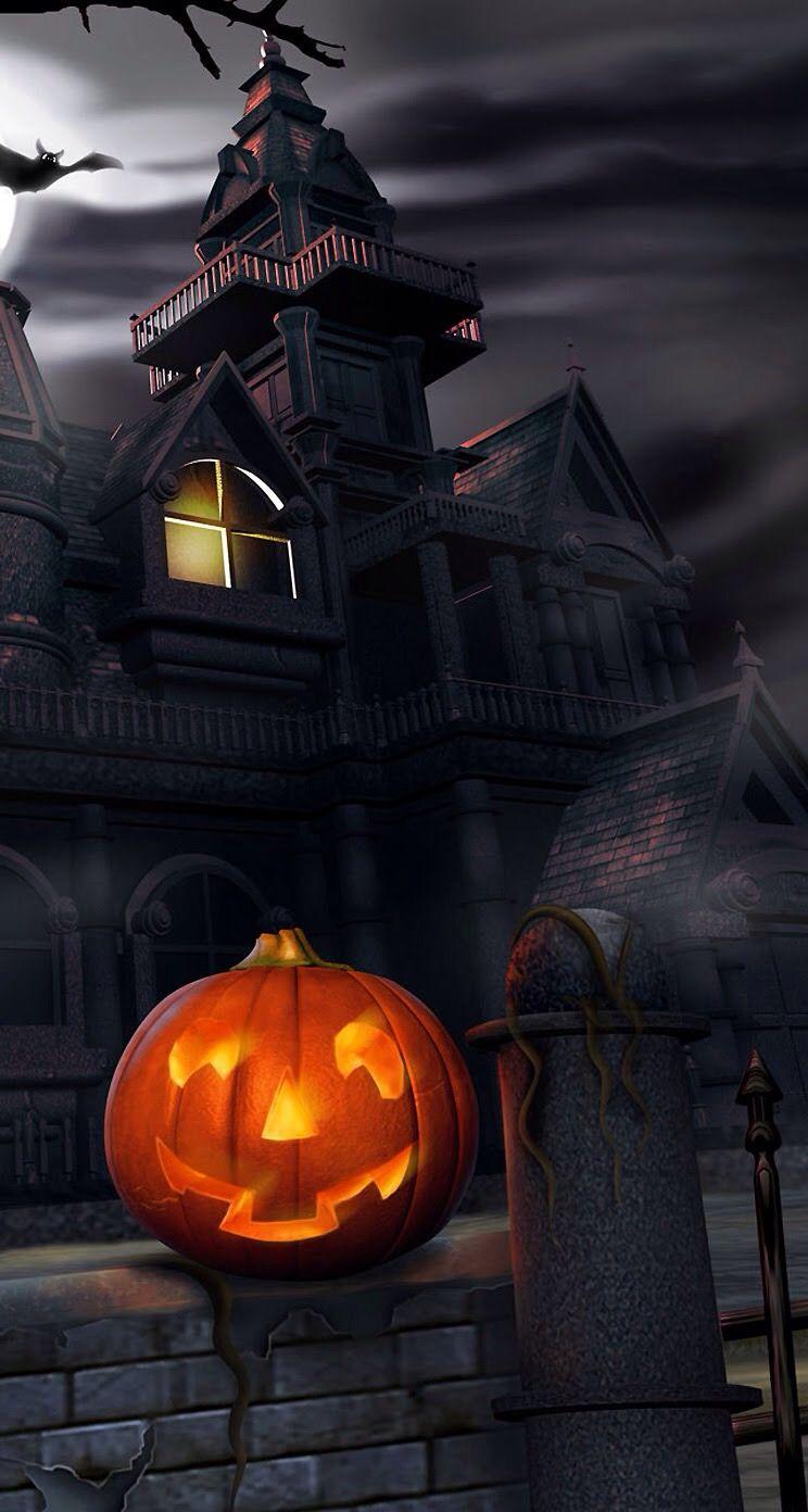 Happy Halloween Halloween iPhone wallpaper mobile9