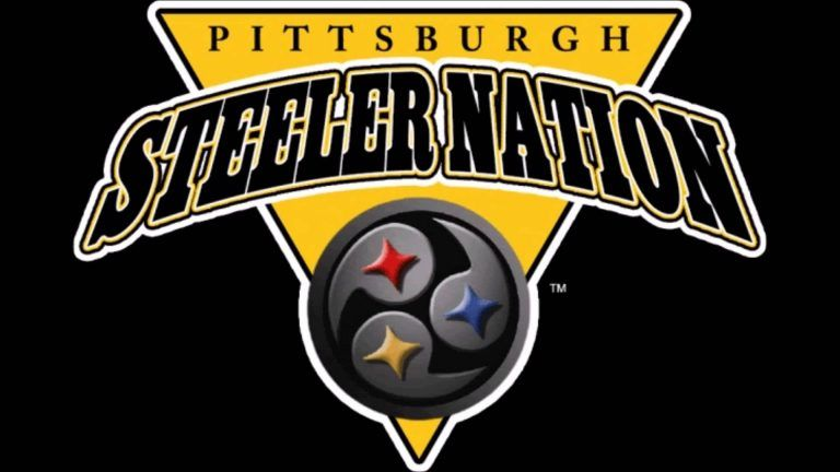 Pittsburgh Steelers Logo Wallpaper HD in 2020 Pittsburgh