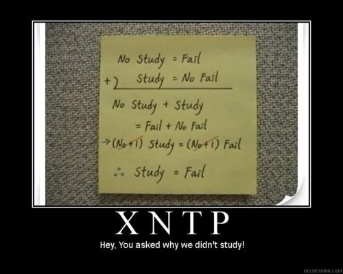 XNTP - awesome!!!!  Ohmygoodness, this was me in high school