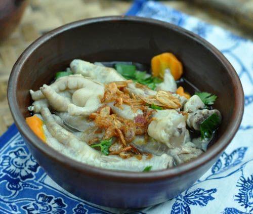 Resep Ceker Ayam Resep Masakan Resep Ayam