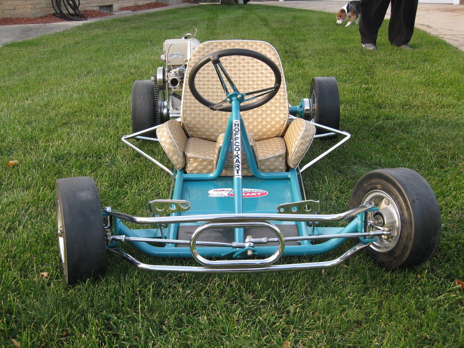 Hoffco Vintage go Kart … | go carts…
