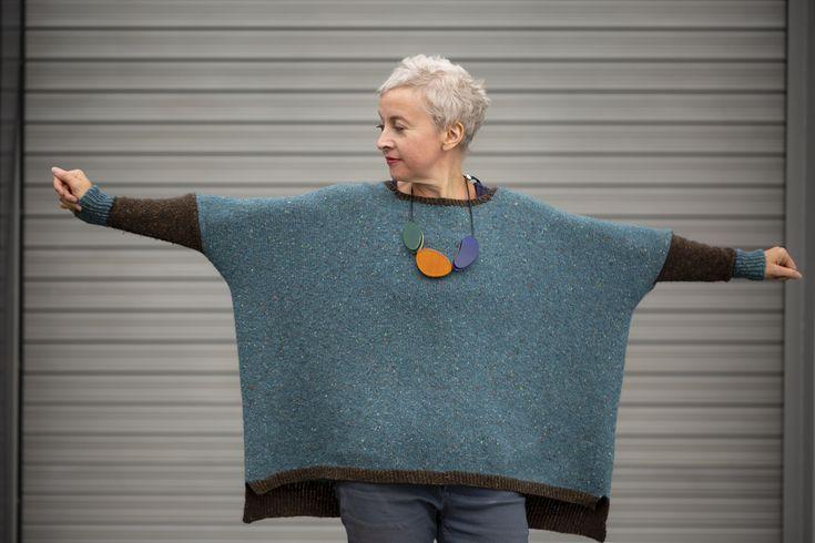 zweifarbiger Strathendrick - Kate Davies Designs #textilepatterns