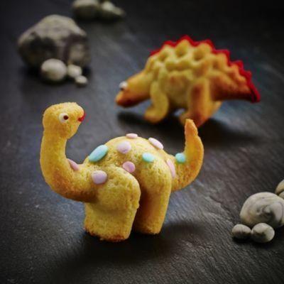Amazon De Silikon Kuchenform Dinosaurier 6 Lustige Dinosaurier