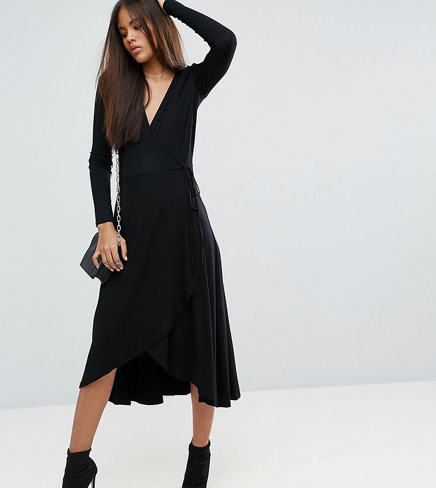 Get This Asos Tall S Midi Dress Now Click For More Details Worldwide Shipping Asos Tall Midi Long Sleeve Floral Midi Dress Tea Dress Clothing For Tall Women [ 972 x 870 Pixel ]