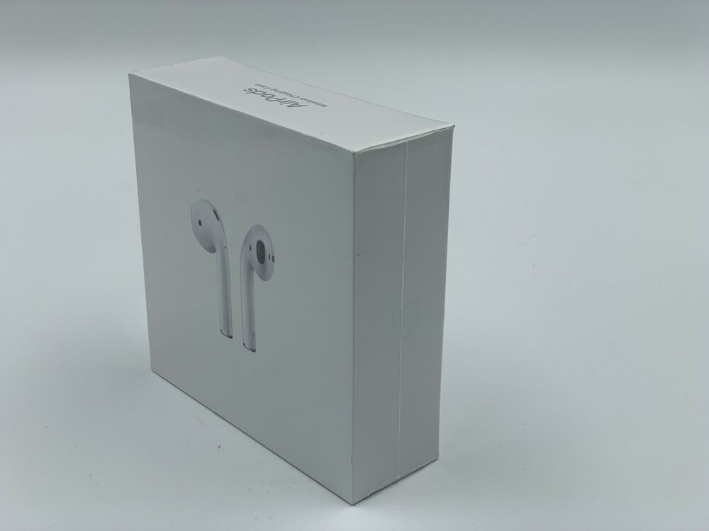 Apple Airpods 2nd Generation With Wireless Charging Case Mrxj2am A