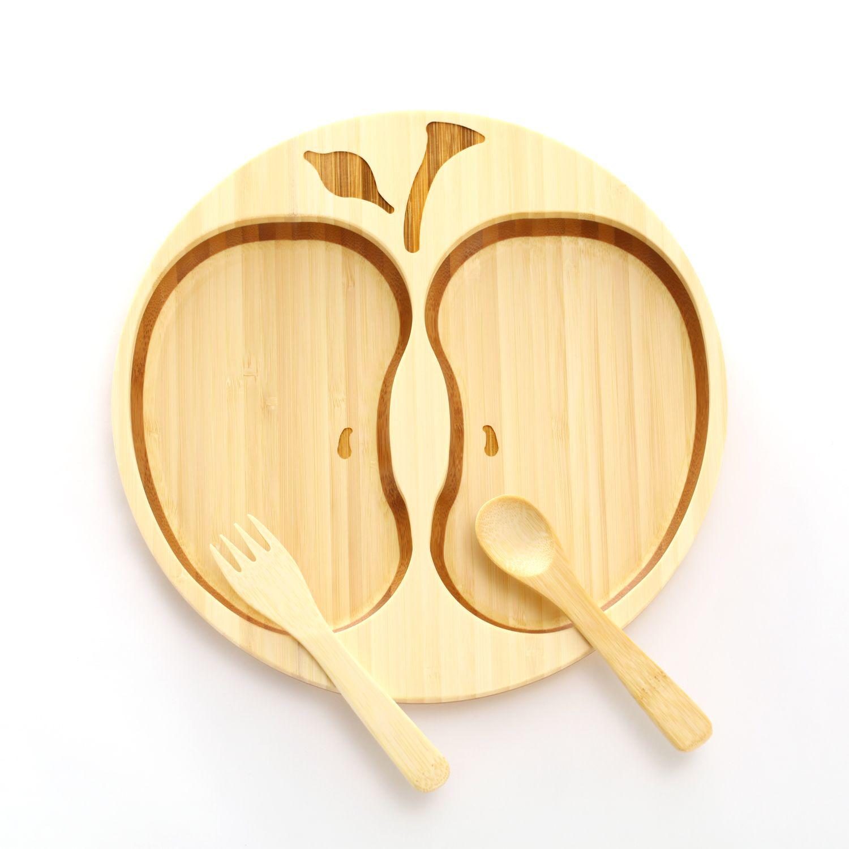 FUNFAM / APPLE SET 3990yen 食事が楽しくなるリンゴのプレート