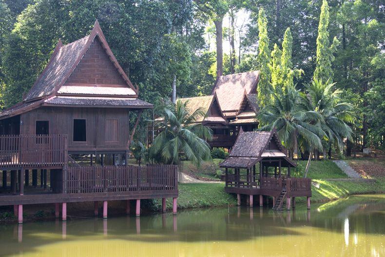 Thailand style house design