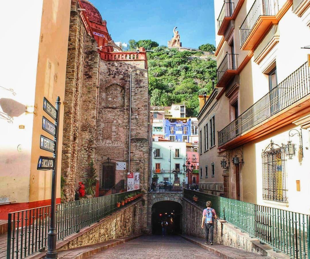Latin america Guanajuato Capital Mxico planbviajero