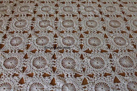 Copritavolo A Uncinetto.Copritavolo All Uncinetto Crochet And Crochet Motif