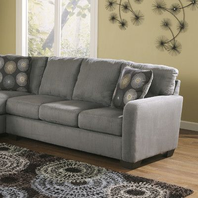 Signature Design By Ashley Waverly Sectional 1st Home Pinterest
