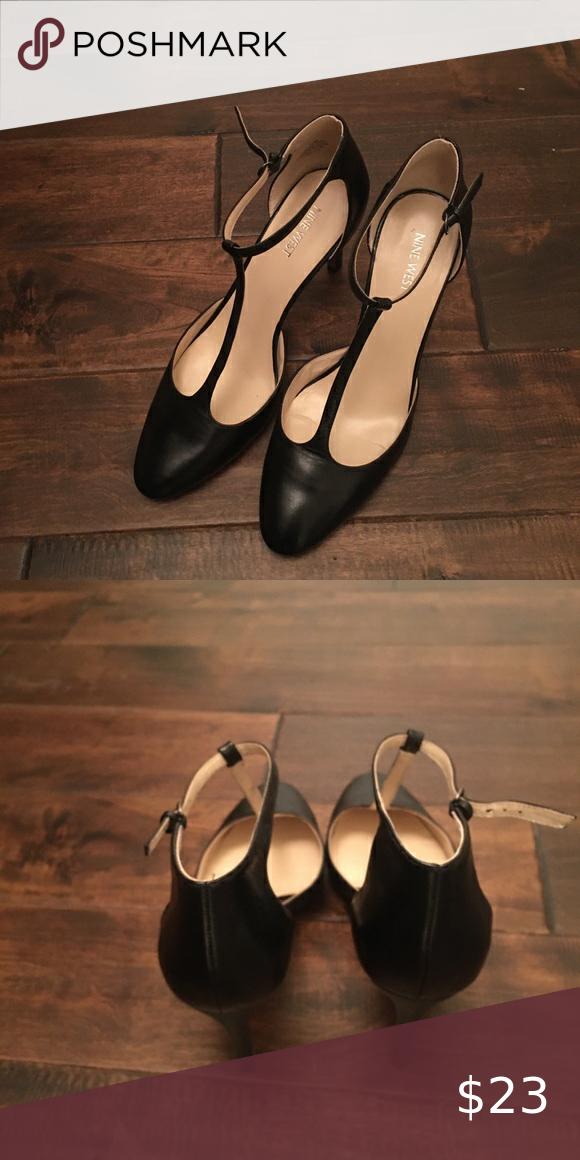 Nine West heels size 10.