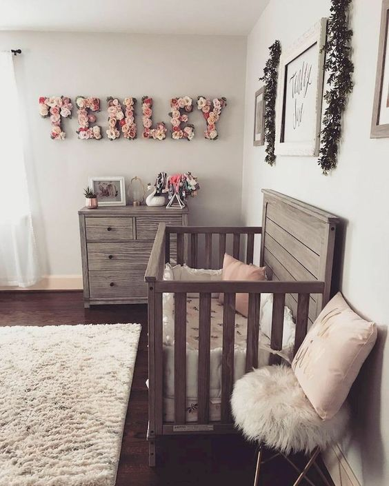 48 Creative Baby Nursery Decor Ideas In 2020 With Images