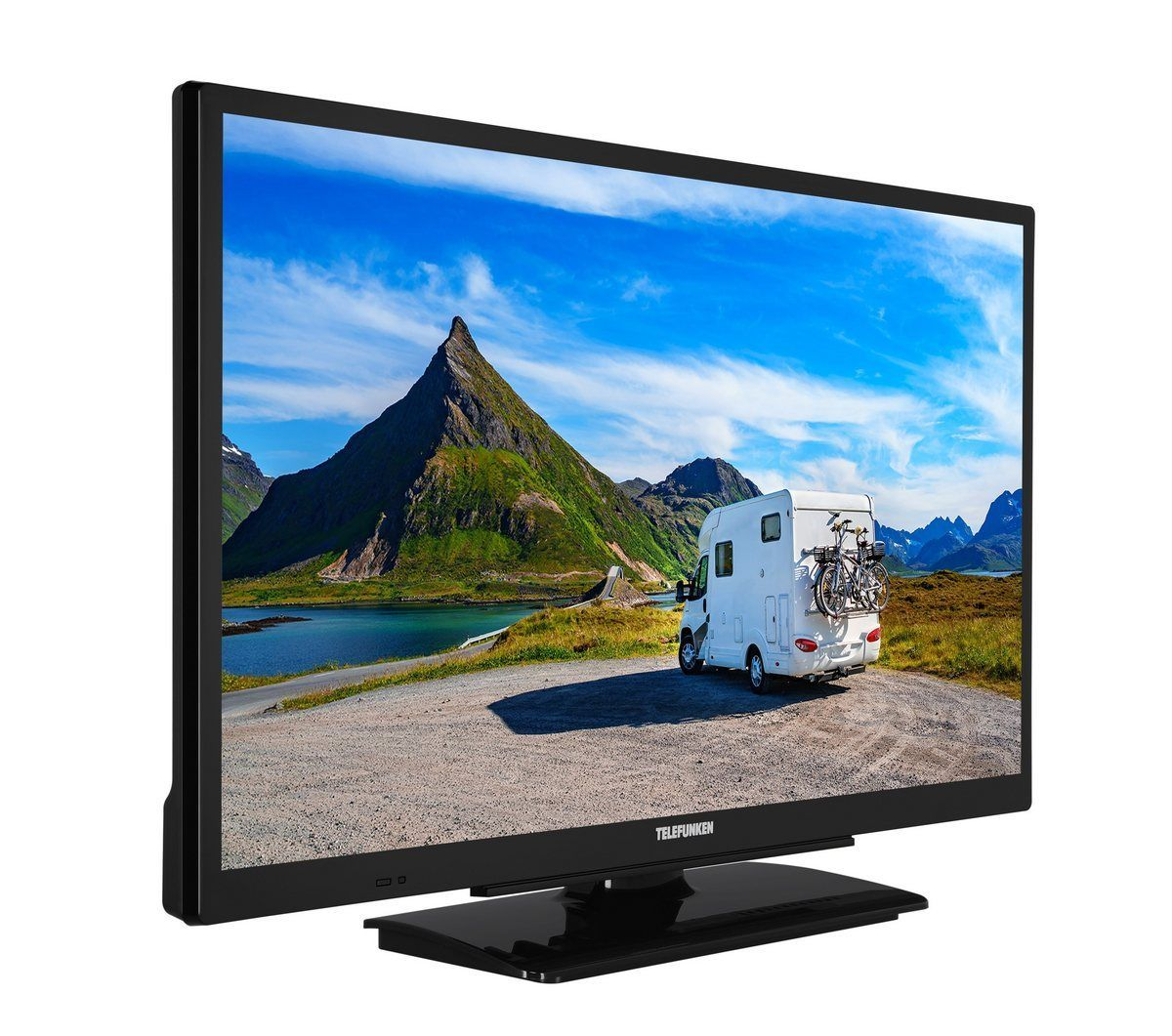Buy Telefunken Led Tv 24 Inch Hd Ready Smart Tv 12v