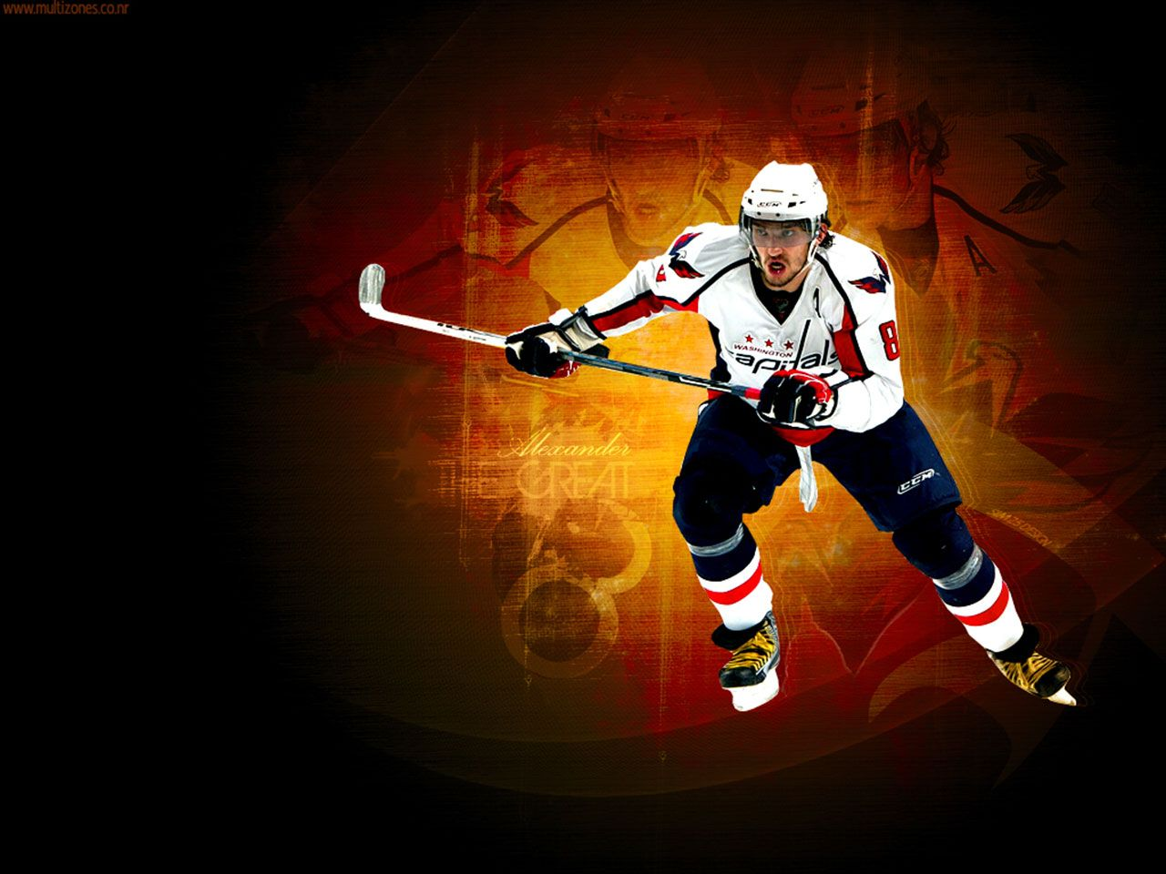 Image Result For Alex Ovechkin Wallpaper