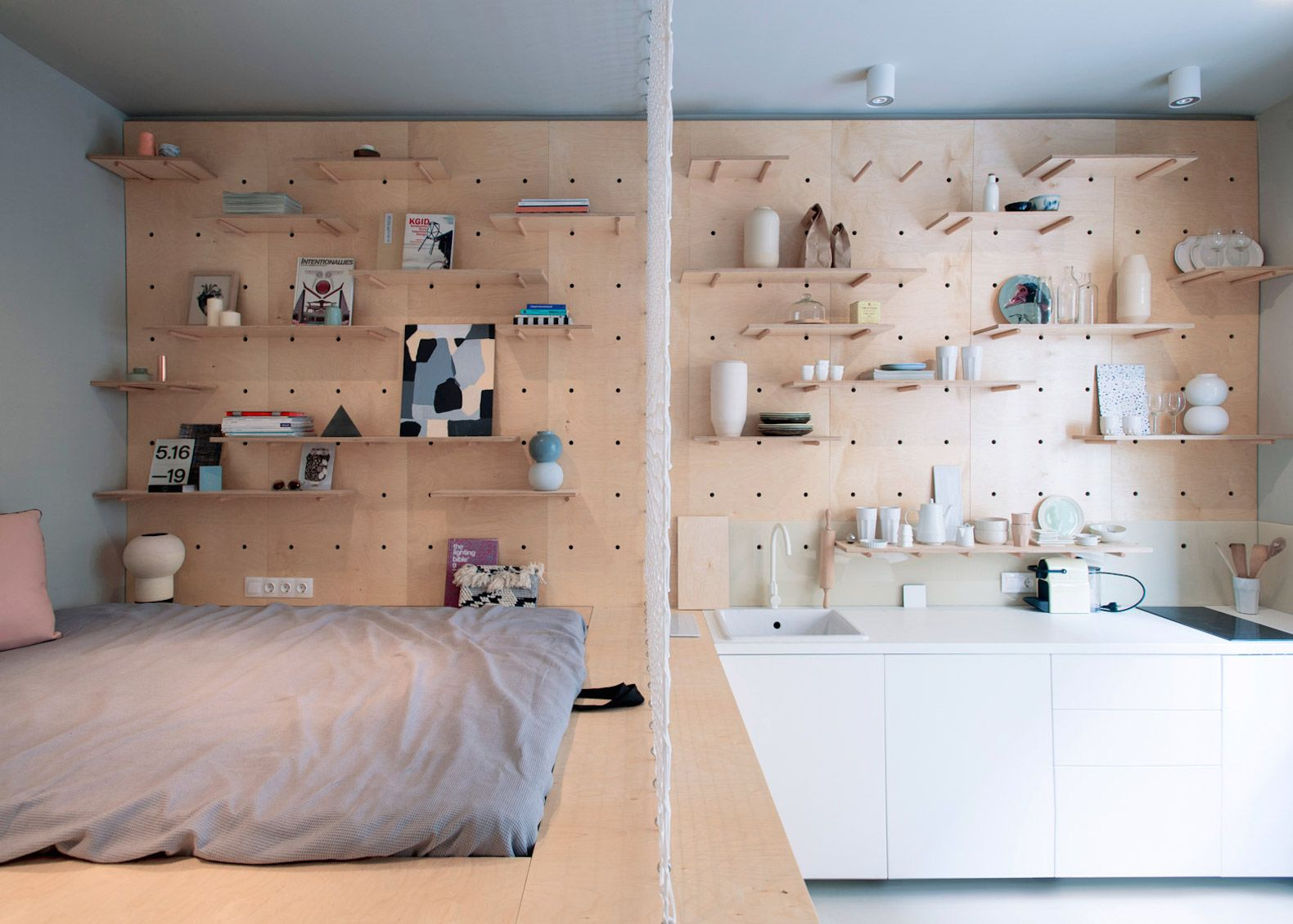 188 best Tiny Apartments images on Pinterest | Tiny apartments ...